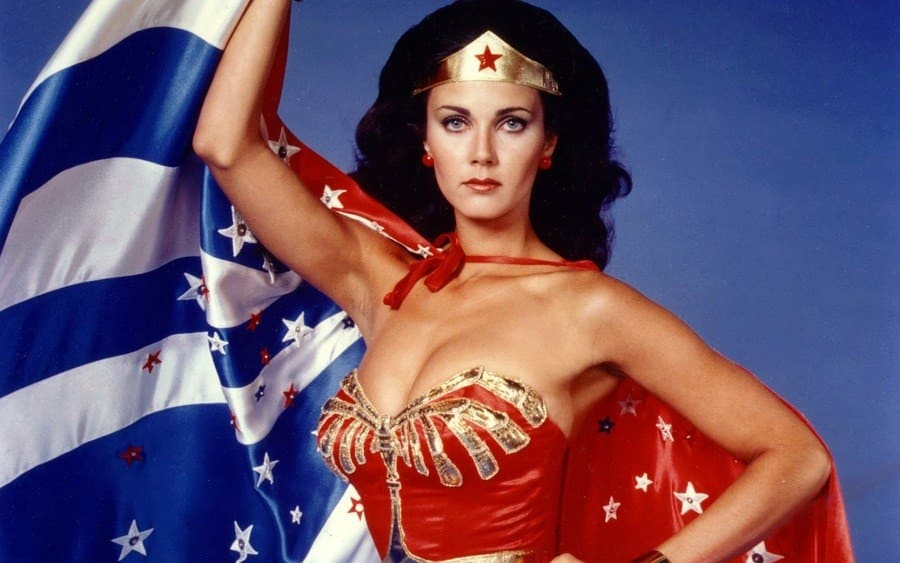 Wonder Woman - 1976-1979, Lynda Carter