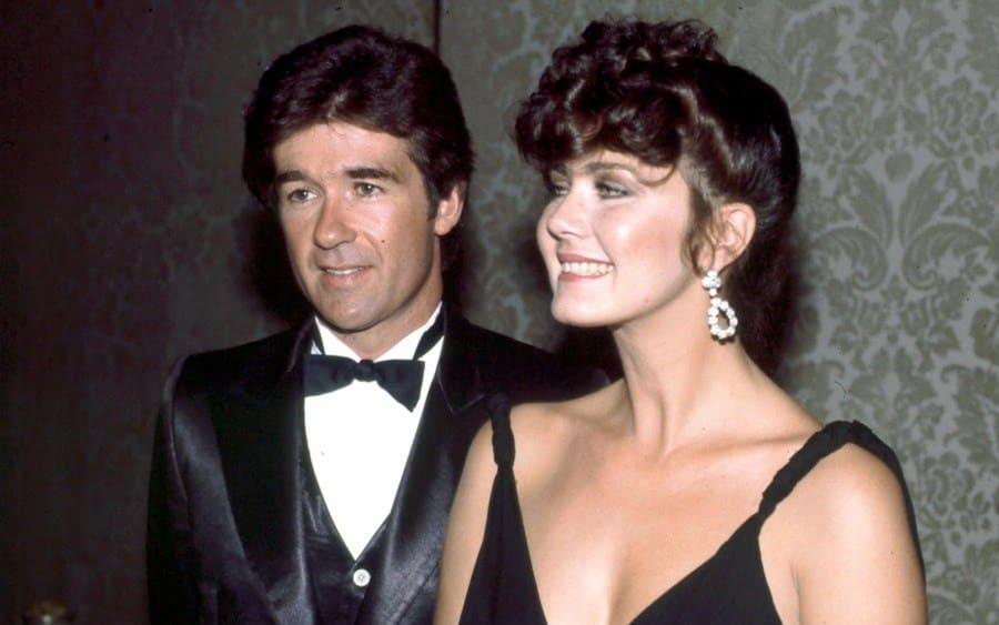 Night of 100 Stars, Alan Thicke and Lynda Carter, 1983.