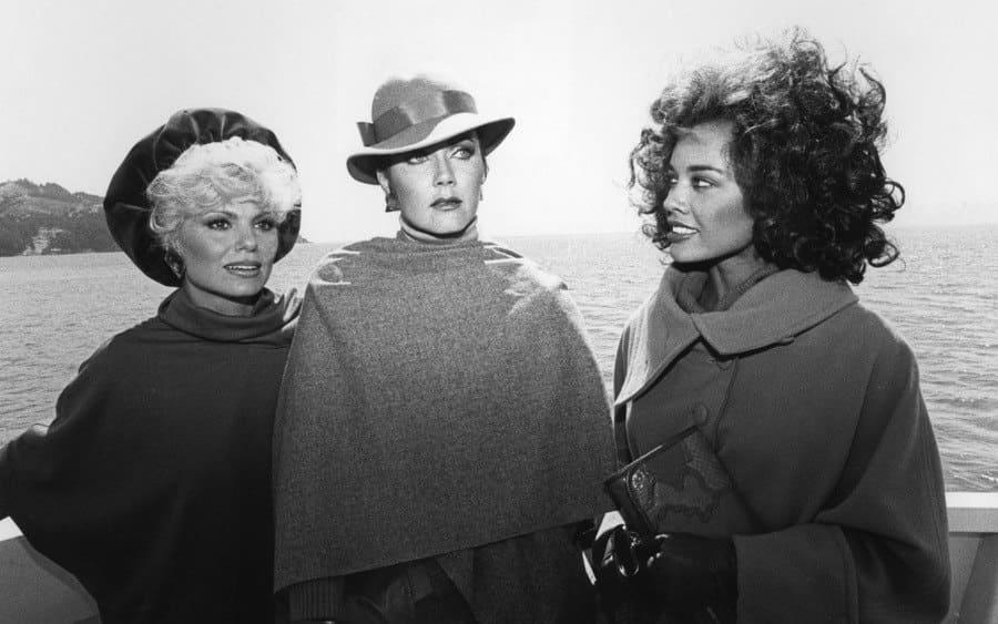 Partners In Crime – 1984, Loni Anderson, Lynda Carter, Vanessa L. Williams