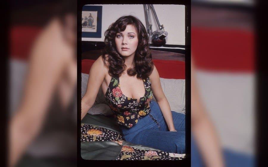 Lynda Carter, Los Angeles, California, USA - 1975