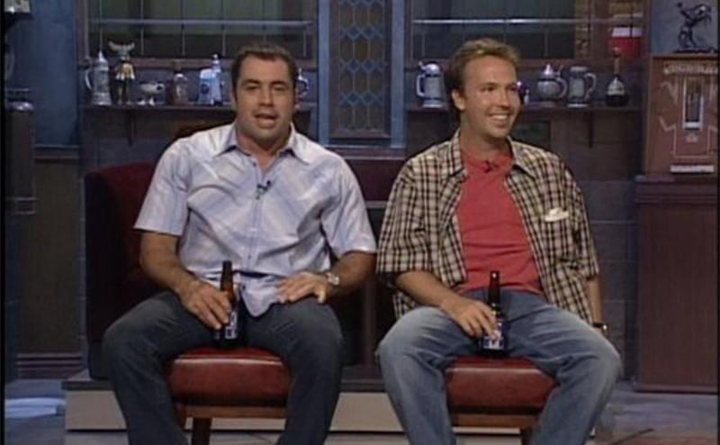 Joe Rogan on The Man Show
