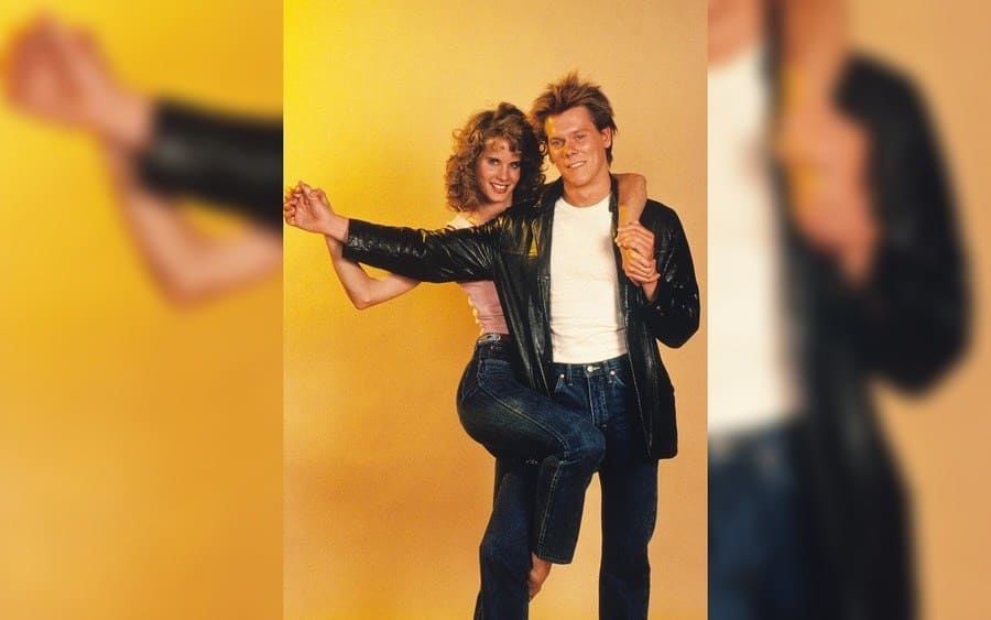 Lori Singer, Kevin Bacon Footloose - 1984