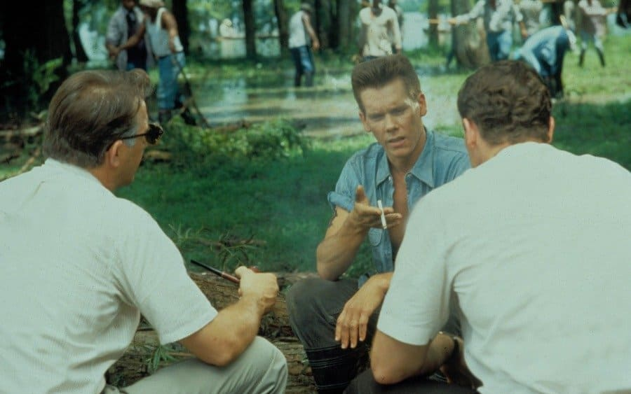 JFK, Kevin Costner, Kevin Bacon, Michael Rooker