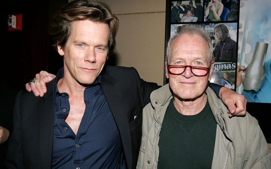 Kevin Bacon and Paul Newman 'THE WOODSMAN'