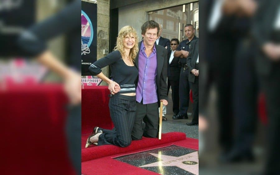 Kevin Bacon Receives a Star on the Hollywood Walk of Fame