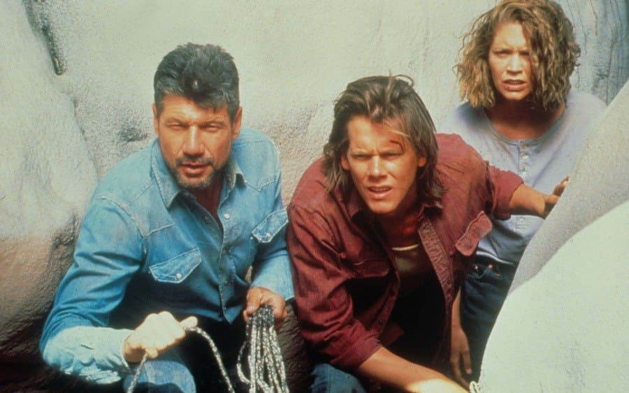 Tremors, Fred Ward, Kevin Bacon