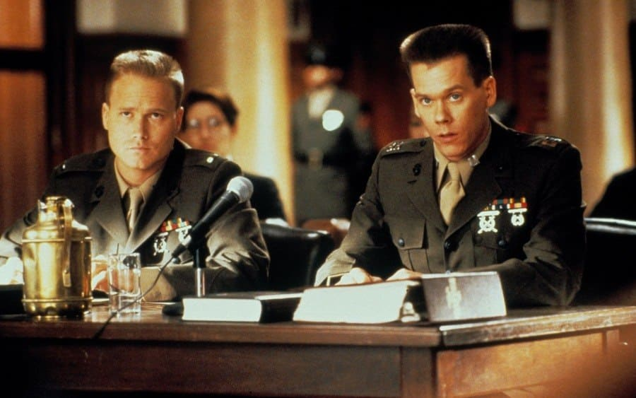 A Few Good Men, Kevin Bacon