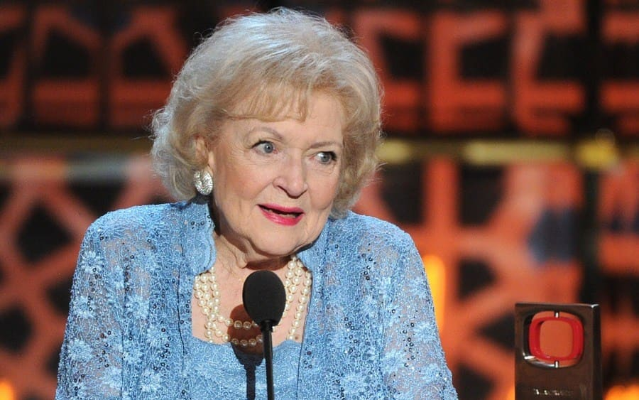 Betty White TV Land Awards, Show, Los Angeles, America - 11 Apr 2015