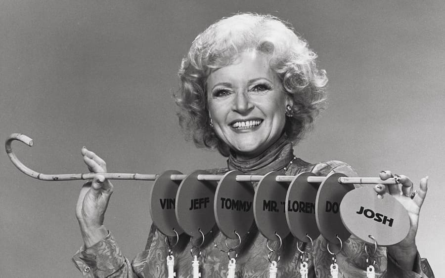 Betty White - 1982 NBC TV