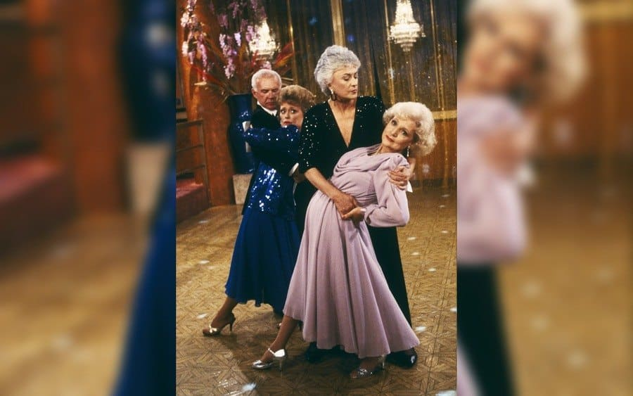 Rue McClanahan, Bea Arthur, Betty White - The Golden Girls