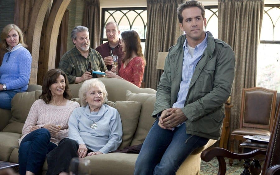 Mary Steenburgen, Betty White, Ryan Reynolds The Proposal - 2009