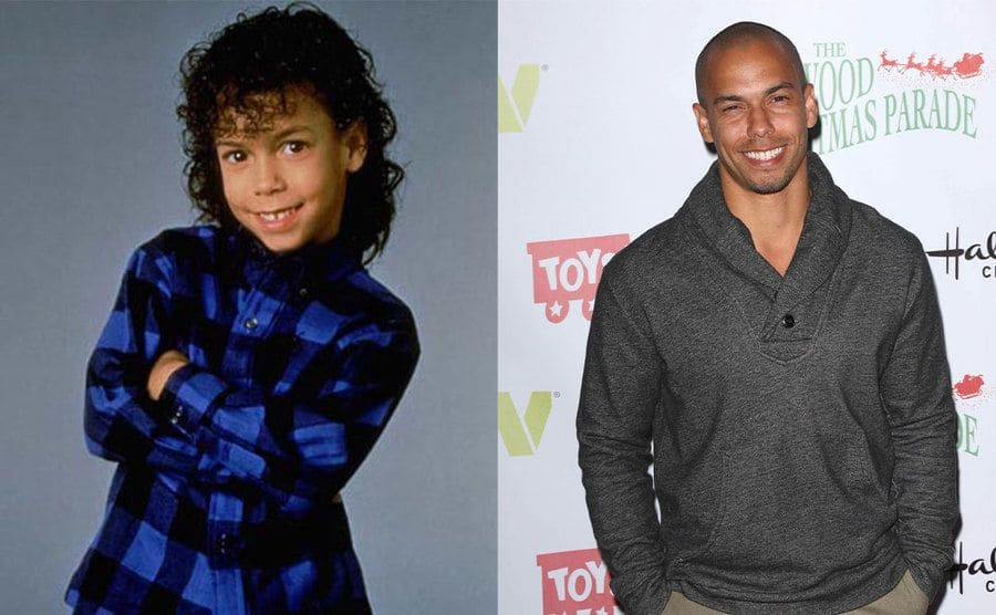 Bryton James in Family Matters / Bryton James on the red carpet in 2013
