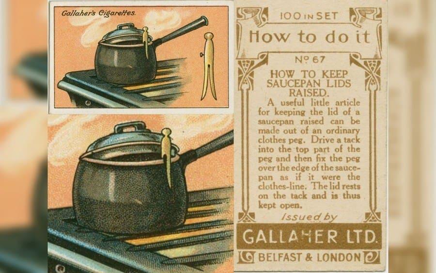 Raising Your Saucepan Lid Hack
