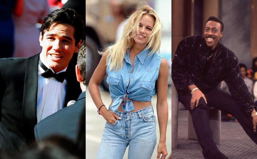 Dean Cain / Pamela Anderson / Arsenio Hall