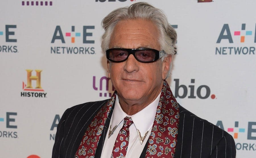 Barry Weiss of Storage Wars attends the A+E Networks 2012 Upfront at Lincoln Center.