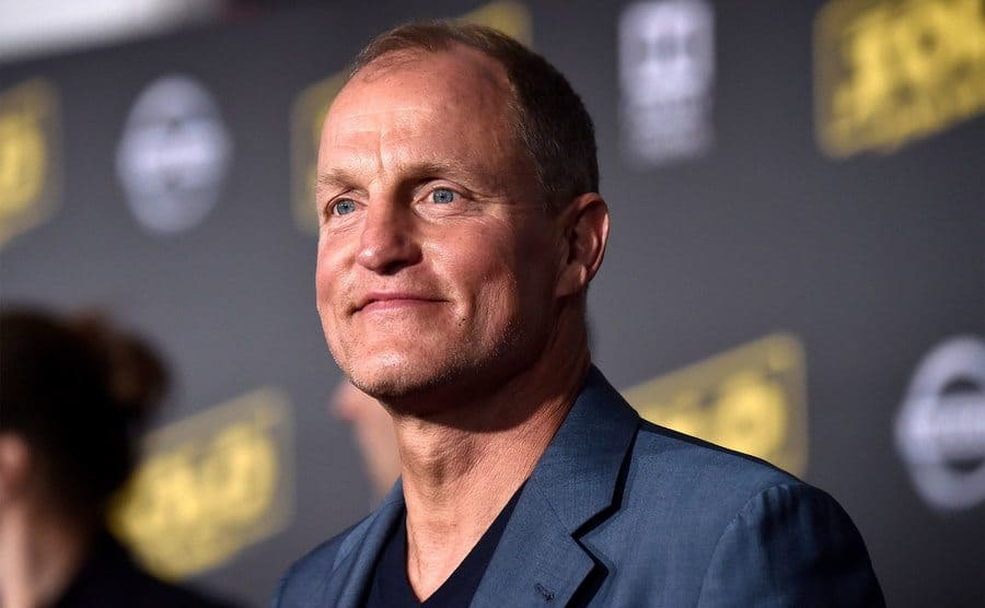 Woody Harrelson attends the premieres