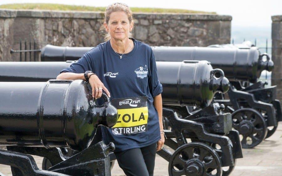 Stirling Scottish Marathon Photocall