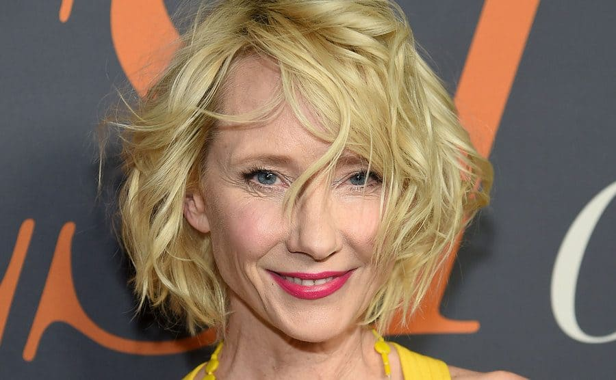 Anne Heche attends